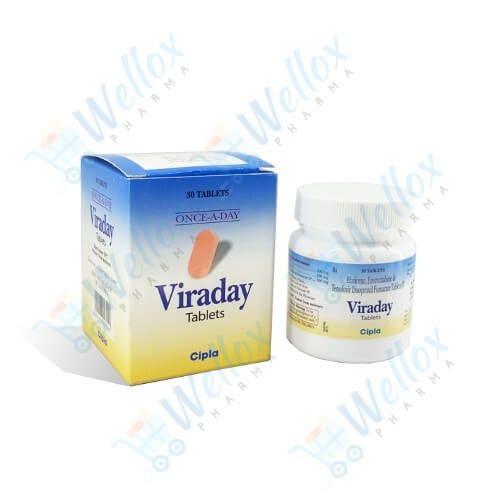 Buy Viraday Tablet