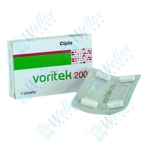 Buy Voritek 200 Mg
