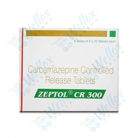 Buy Zeptol CR 300 Mg