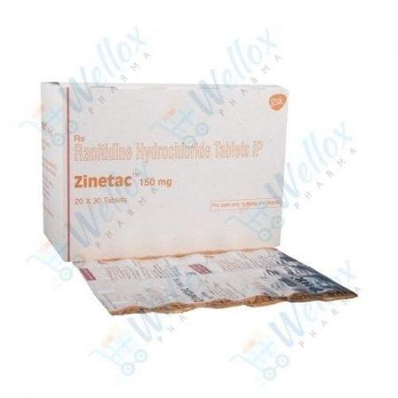 Buy Zinetac 150 Mg