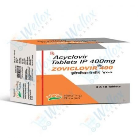 Buy Zoviclovir 400 Mg