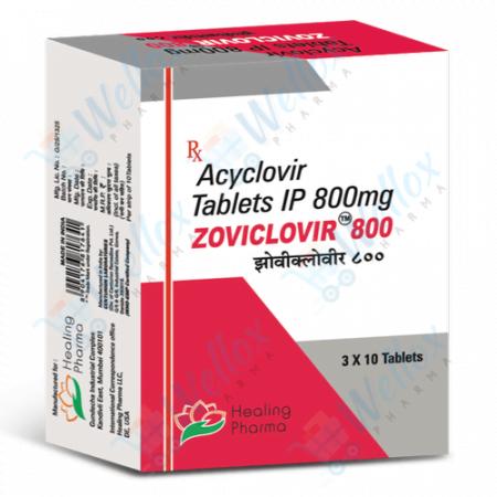 Buy Zoviclovir 800 Mg