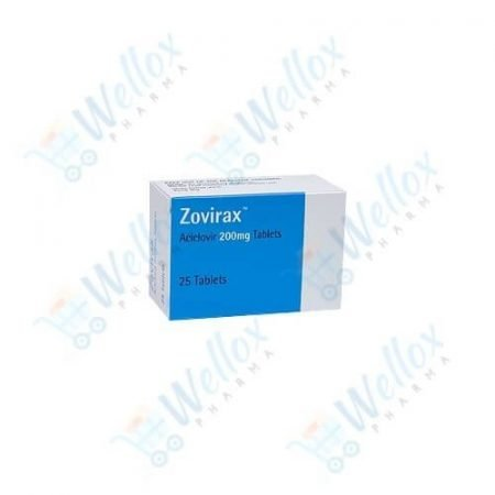 Buy Zovirax 200 Mg