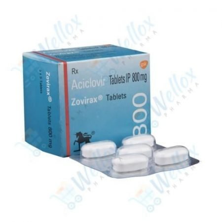 Buy Zovirax 800 Mg