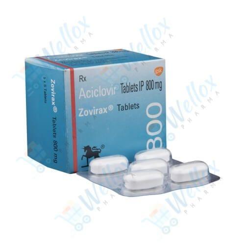 Buy Zovirax 800 Mg