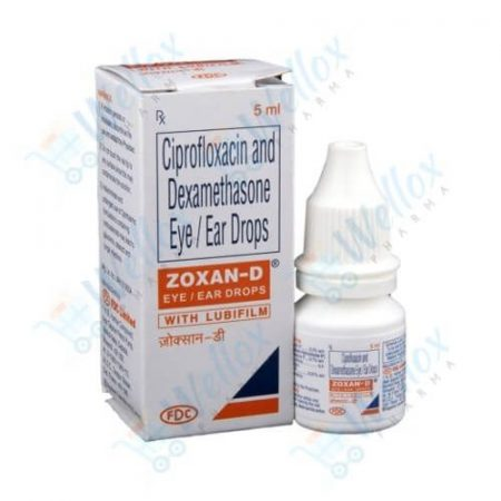 Zoxan-D Eye Drop
