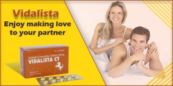 Enjoy Making Love to Your Partner with Vidalista